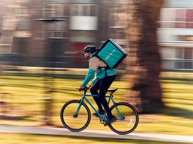 Deliveroo To Launch In Kettering Northamptonshire Telegraph