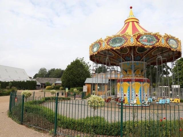 Wicksteed Park has been open for 99 years
