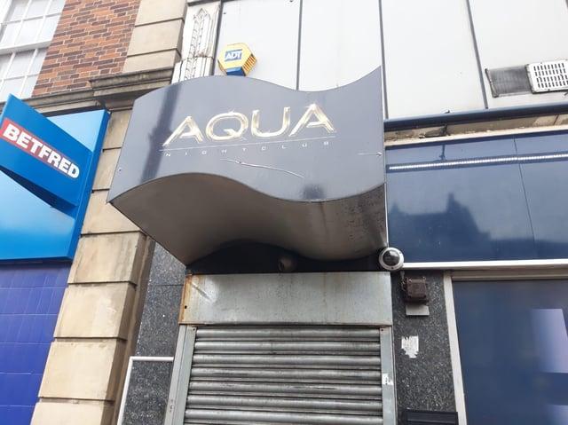Aqua in Kettering.