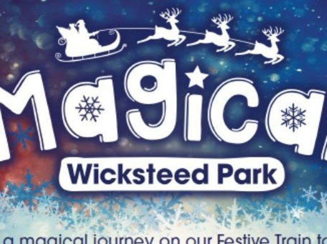 Magical Wicksteed is back for Christmas 2020