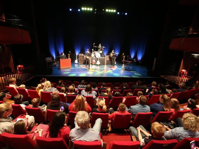 The Core Theatre pre-Covid