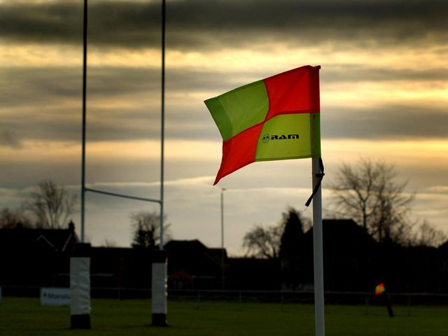 There will be no league action on community rugby pitches during the 2020/21 season due to the Covid-19 pandemic
