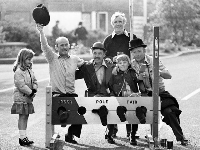 Corby Pole Fair 1982