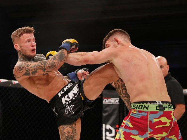 Corby's Jordan is 'buzzing' for his big fight night | Northamptonshire  Telegraph