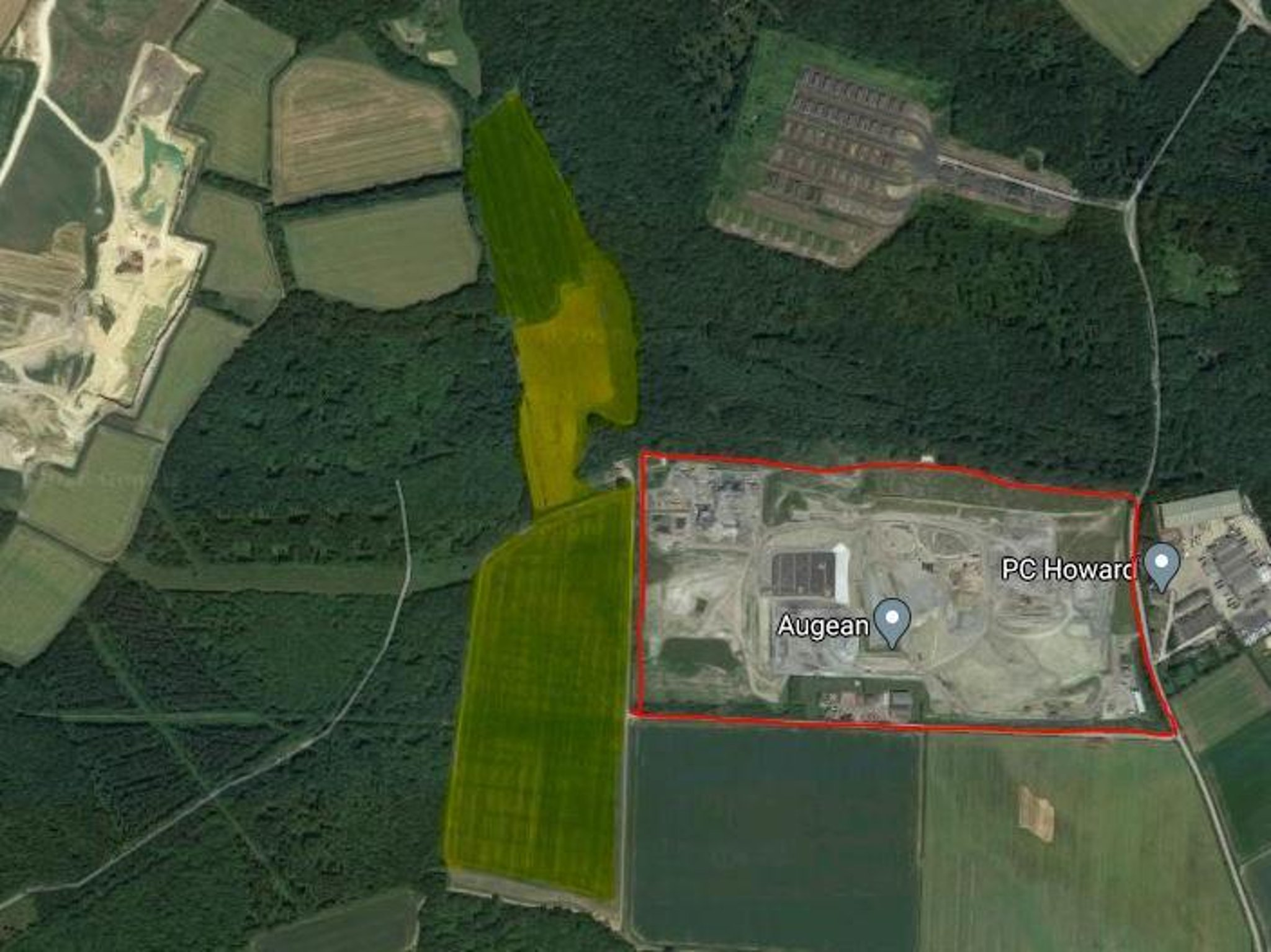 Controversial hazardous and low level radioactive waste landfill could be expanded