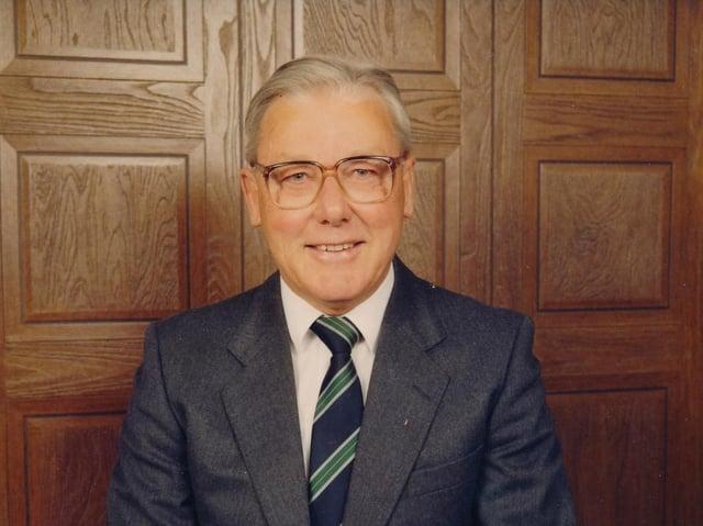 Dr Tom Ormerod.