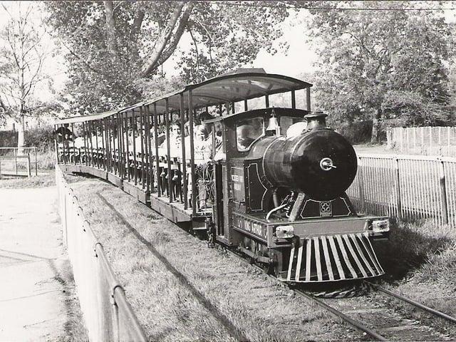 Wicksteed Park 100 years
