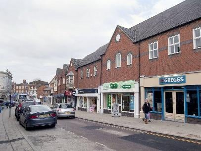 Iceland recently relocated from Eaton Walk to Rushden's High Street