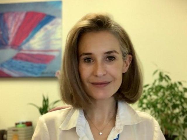 Northamptonshire director of health, Lucy Wightman