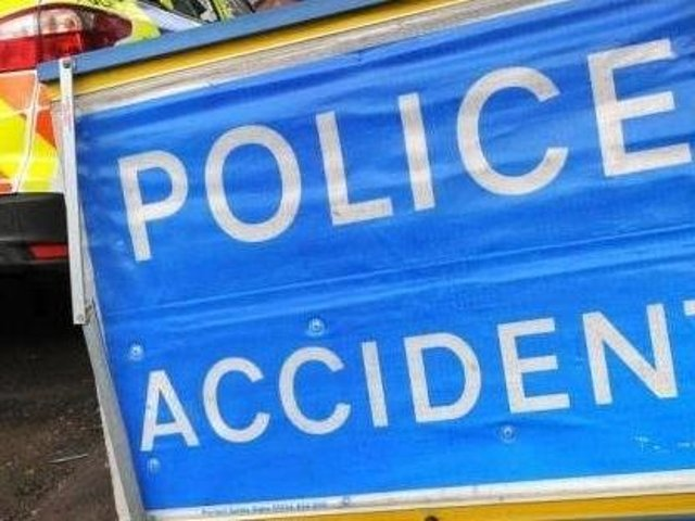 Police shut the A45 for more than an hour following Monday's collision