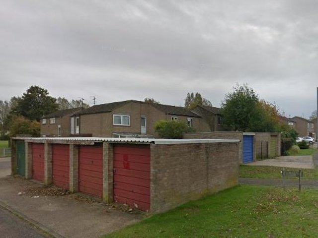 Kirkwall, Corby. Image: Google.