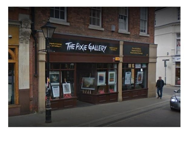 Pixie Gallery Market Street, Wellingborough