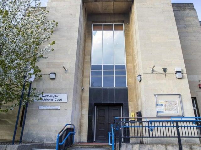 Northampton Magistrates' Court.