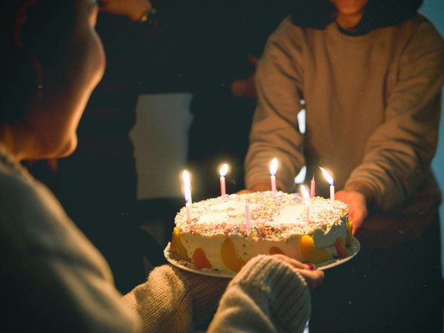 Four Covid fines were given out after police received reports of a 'loud' birthday party in Northampton.