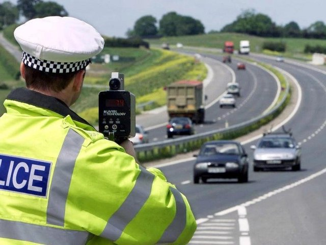 Police say drivers tempted by bogus offers to beat speeding fines could end up in court for perverting the course of justice