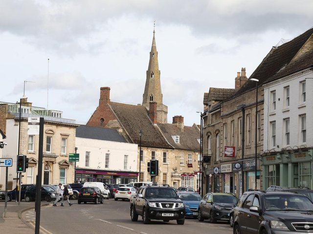 Thrapston was voted the best place to live in Northamptonshire on Muddy Stilettos' poll.