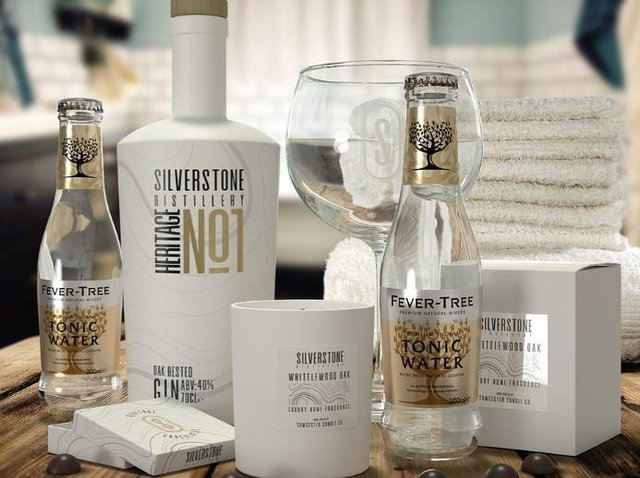 Silverstone Distillery has joined forces with local businesses to create the ultimate Mother's Day pamper package.