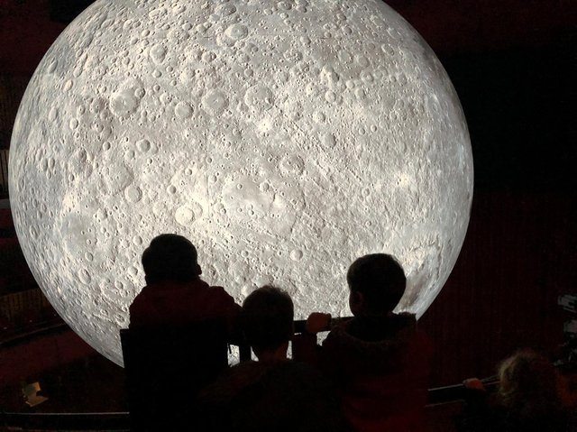 The Museum of the Moon was one of the Core's most succesful ever events. Image: JPI Media.