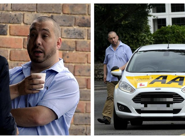 Ottley, pictured outside Maidstone Crown Court in 2015. Credit: SWNS