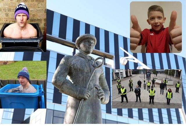 Who will get your vote in the Spirit of Corby Awards?