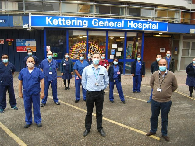The heart attack centre is celebrating 10 years of care.