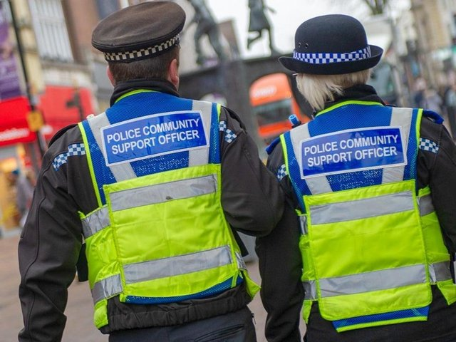 Police issued 117 fixed penalty notices over the weekend.