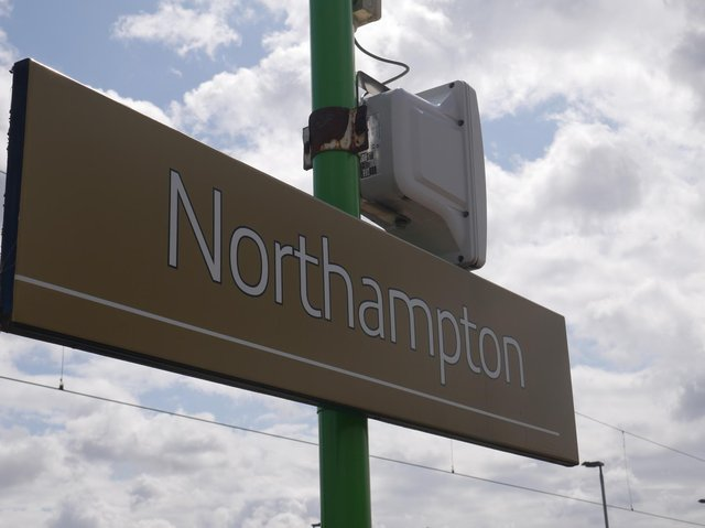 Trains to and from Northampton will be severely disrupted over the Easter weekend — just days after lockdown rules are due to be eased