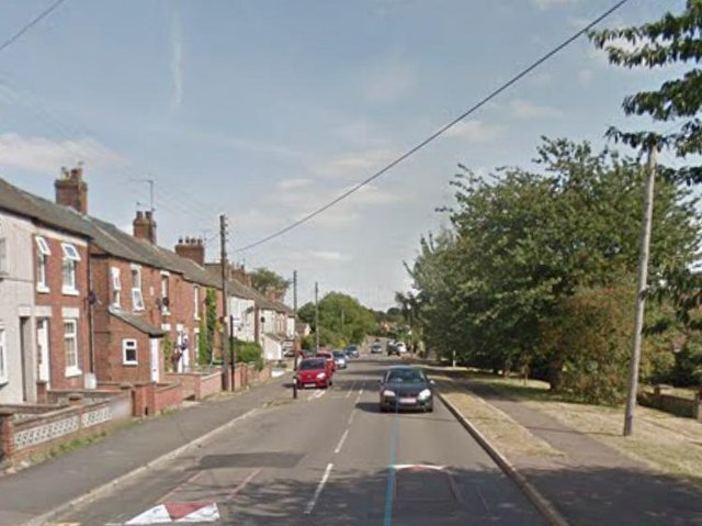 One of the incidents was in Corby Road, Weldon.