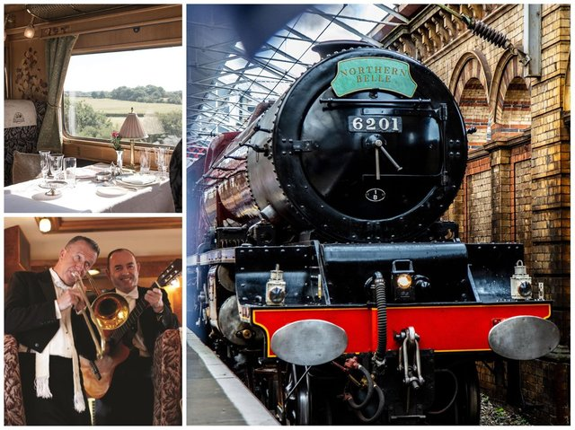 The Northern Belle will give rail enthusiasts a post-lockdown treat when it calls at Northampton on July 4