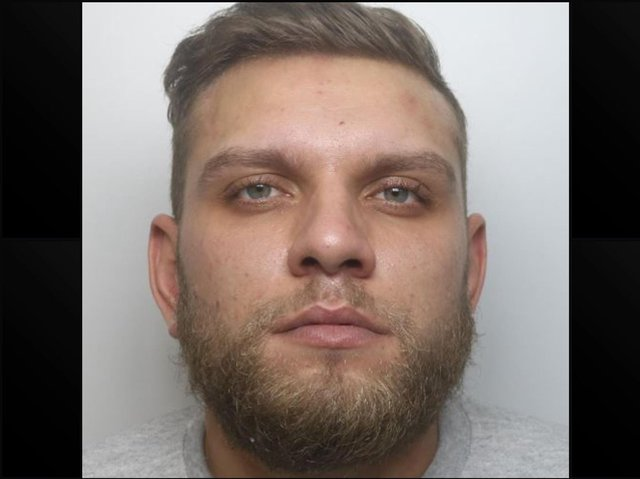 Moise pleaded guilty to 12 offences and will be sentenced in May. Photo: Northamptonshire Police