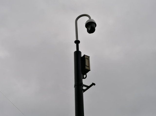 More CCTV will be installed
