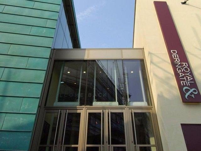 Royal and Derngate closed for live performances just days before the first UK lockdown began in March 2020