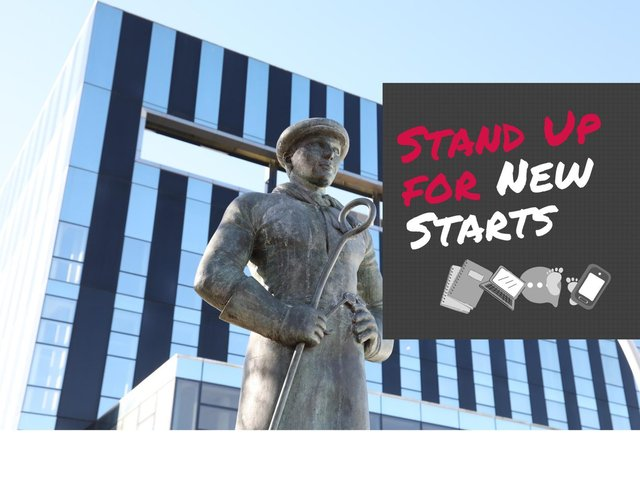 Stand Up For New Starts
