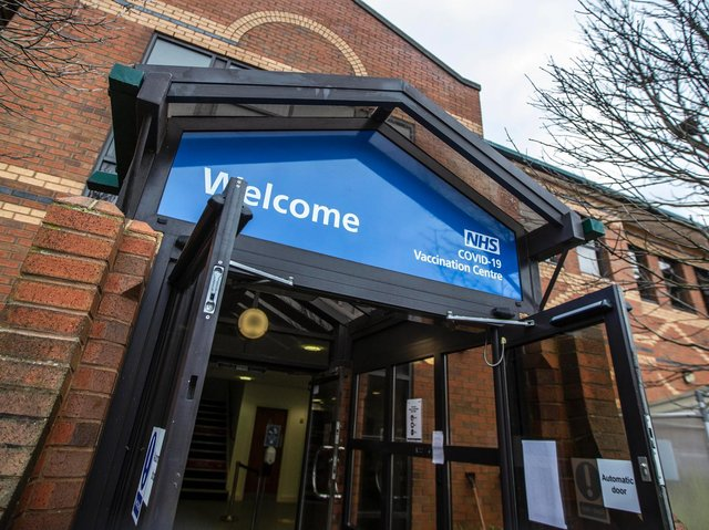 Northamptonshire's mass vaccination centre has been delivering 1,700 jabs a week
