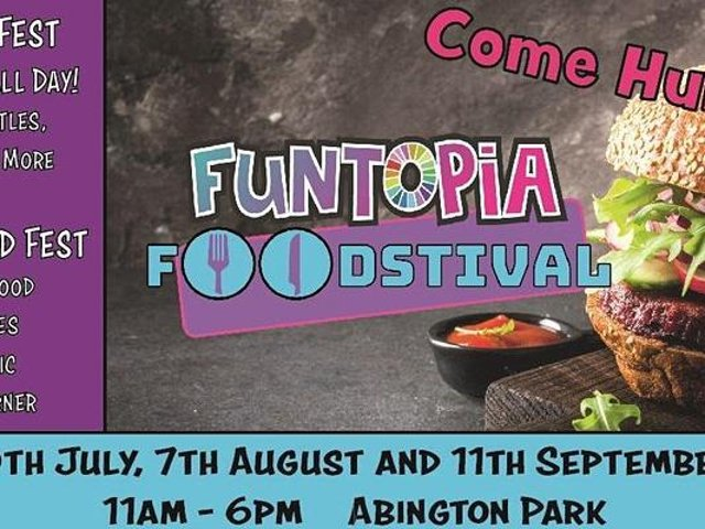 Dates for the Funtopia Foodstival have been announced.