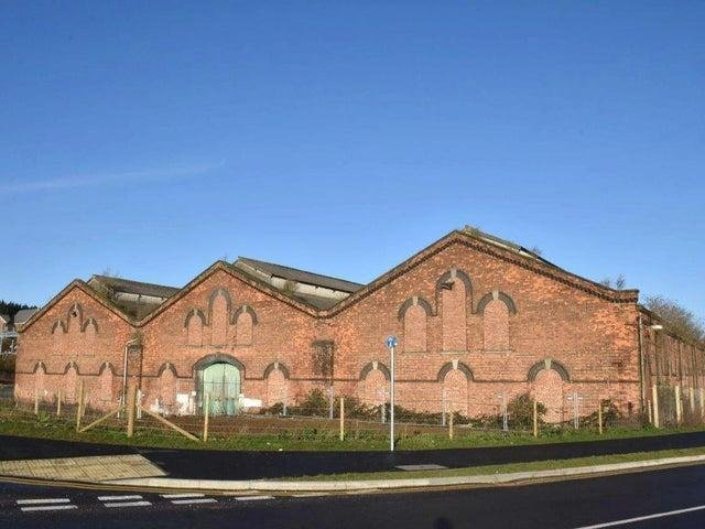The Roundhouse in Roundhouse Way, Wellingborough