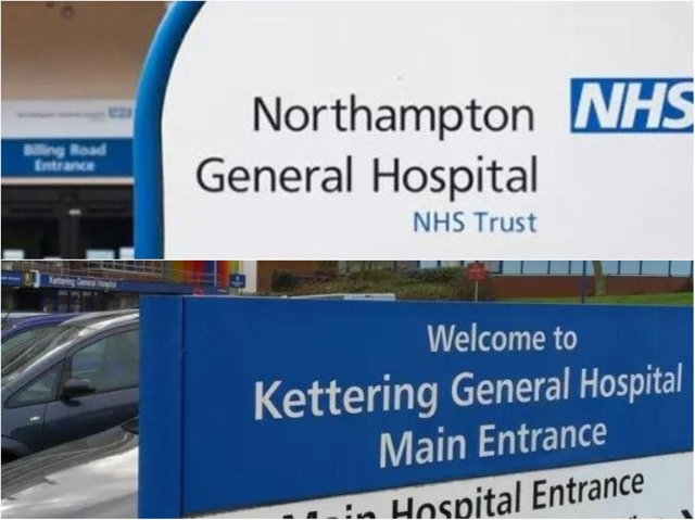 It is hoped visiting restrictions will be relaxed at Northamptonshire's hospitals 'in the next few weeks'.