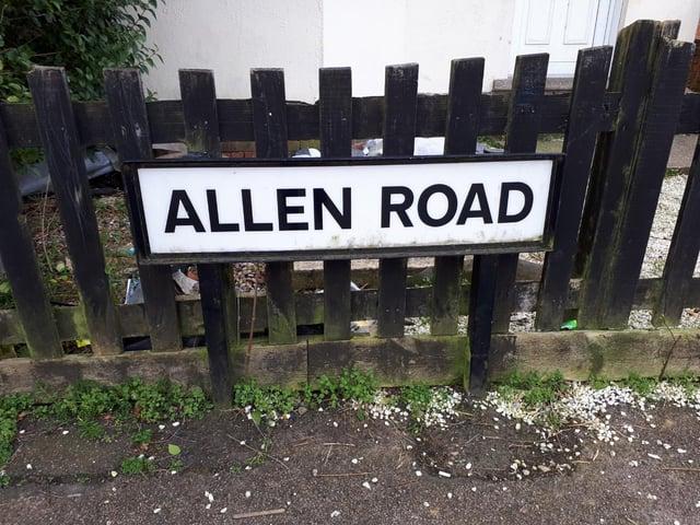 Allen Road