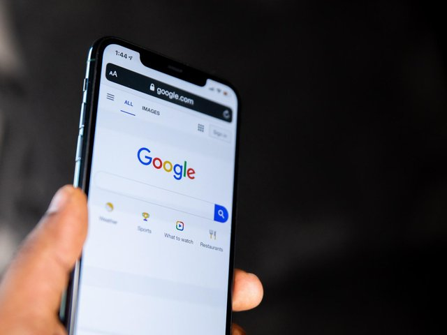 Google library picture