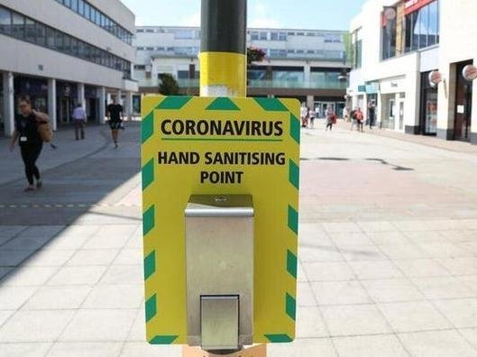Corby's rising coronavirus cases are causing concern for public health chiefs