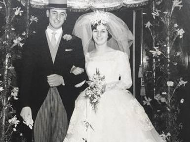 Rodney and Sonya Vinn, who are celebrating their 60th wedding anniversary in 2021