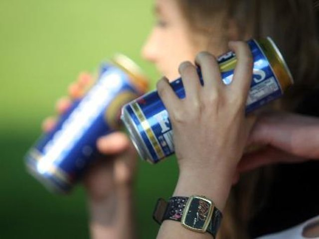 It is hoped the crackdown will make people think twice before buying alcohol for under-18s
