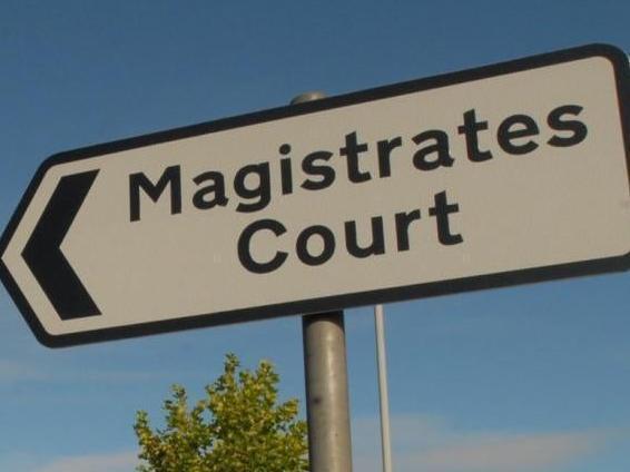 Northampton magistrates jailed Arbiter for four weeks