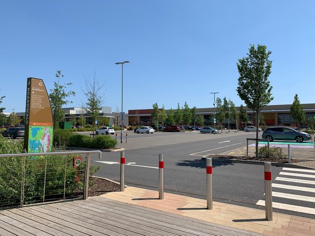 Superdrug is opening at Rushden Lakes this week (April 1)