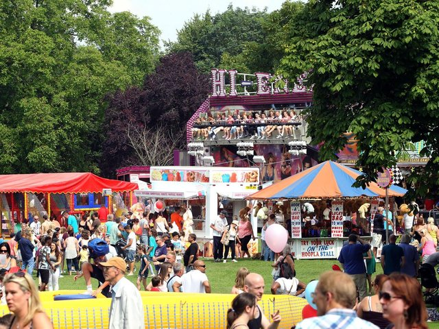 Rushden's Party In The Park has been cancelled