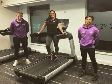 Anytime Fitness Rushden is preparing to re-open next month