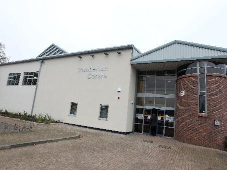 Rushden's Pemberton Centre is due to re-open on April 12