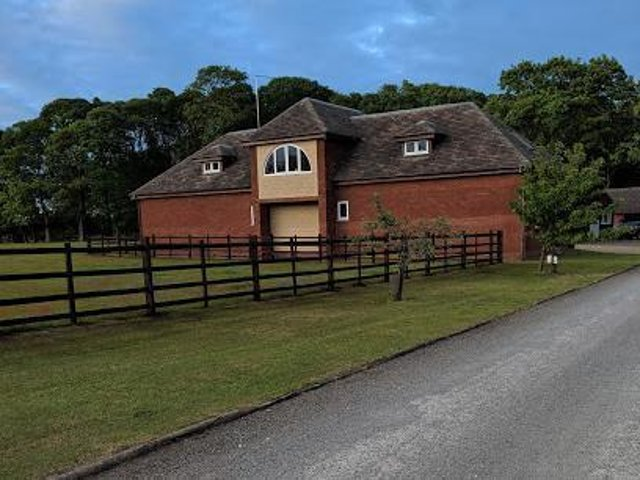 Bluebell Woods Estate wedding venue in Sywell has closed for good. Photo: Google Maps.