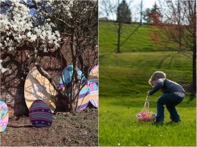 There are plenty of covid-safe events taking place this Easter across Northamptonshire.