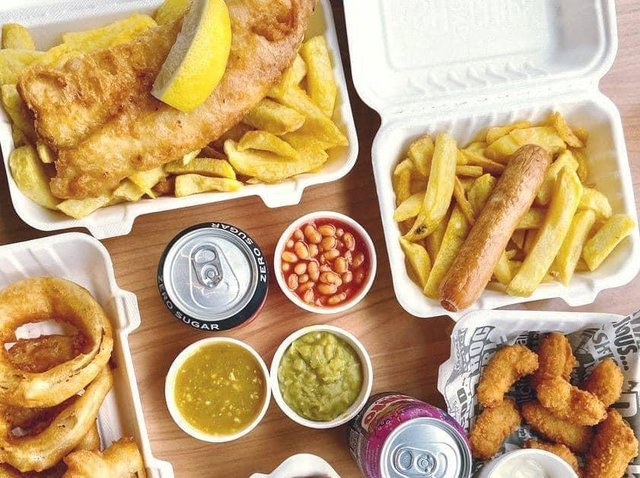 Our readers had their say on where to get your hands on the best quality fish and chips in Northamptonshire.
